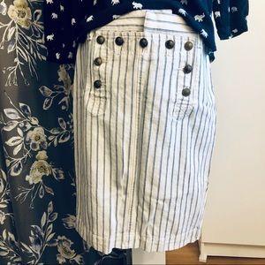 LAUREN RALPH LAUREN Jean Skirt size 4